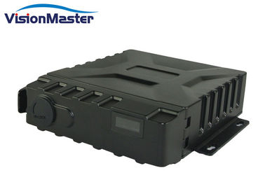 China IP67 imprägniern Kanal-SSD 3g voller Hd-Bus-Videoauto Nvr-Recorder-4 Gps Wifi 1280x720 fournisseur